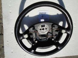 Omega C (B facelift) kožený multifunkční volant