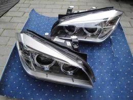 BMW X1 LCI adaptivní xenony