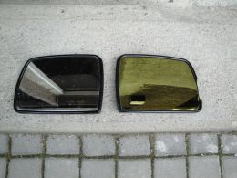 BMW X5 E53 sklo zrcátka
