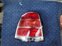 Opel zafira B zadní lampa