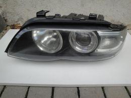 BMW X5 E53 facelift xenon