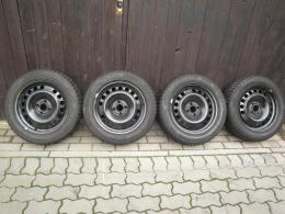 Opel ráfky 6,5x16 et37