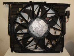 BMW 5 F10 ventilátor chladiče