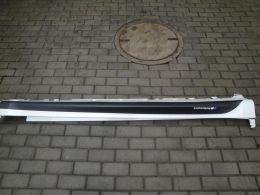BMW X6 F16 M performance práh