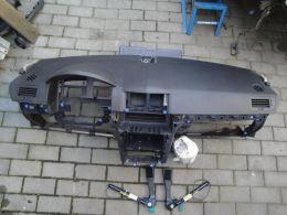 Opel astra H palubka s airbagy