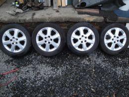 Opel astra G sada ALU 16´´