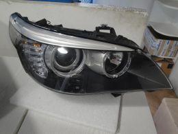 BMW 5 E60 facelift pravé světlo