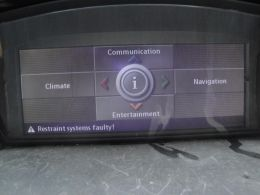 BMW E60 palubní monitor 8,8
