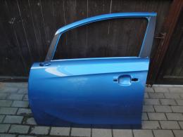 Opel corsa E dveře levé