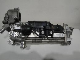 Opel B16DTH chladič výfukových plynů