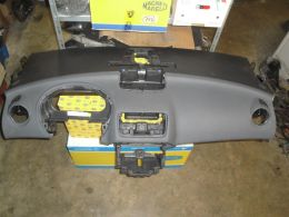 Opel meriva B palubka s airbagem