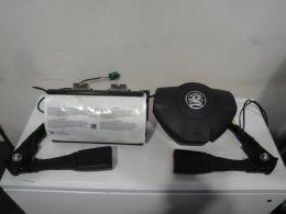 Opel zafira B airbagy a předpínače
