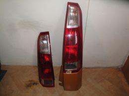 Opel meriva A lampy