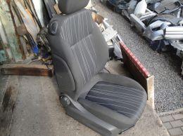 Corsa D 3dv - sedačky