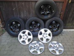 Opel astra H letní sada 16´´