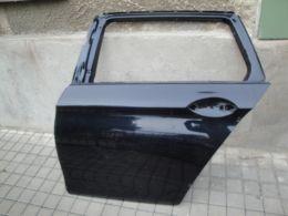 BMW 5 F11 dveře levé zadní