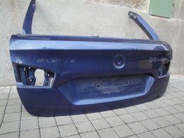 BMW 5 F11 zadní víko