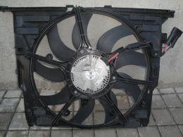 BMW 5,6,7 ventilátor chlazení 850W