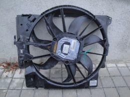 BMW ventilátor chladiče 600W