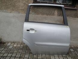 Opel zafira B zadní dveře