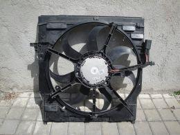 BMW X5 F15 ventilátor