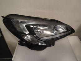 Opel Corsa E světlo pravý H7+H7+LED