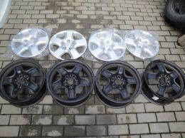 Opel 16 strukturové disky 6,5x16 et39